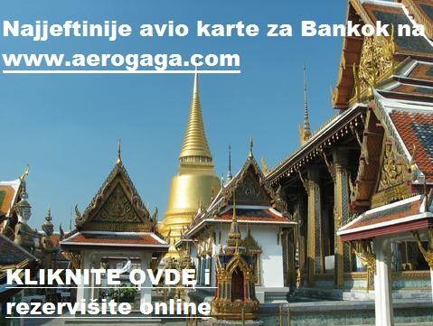 Cena Povratne Avio Karte Beograd Bankok